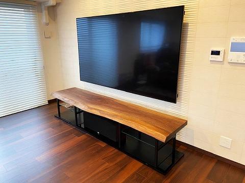 ウォールナット TVボード