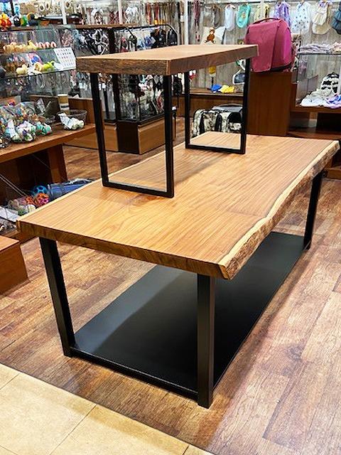 展示テーブル アサメラ