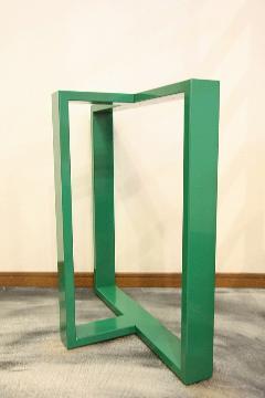 一枚板座卓用 オリジナルアイアンA脚 国産L0015