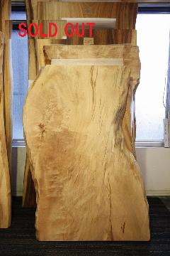 一枚板天板 (栃)T0098