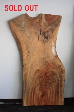 一枚板天板 (楠)T0118