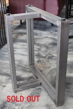 一枚板テーブル用 アイアン脚 L0022