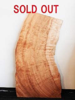 一枚板天板 (栃)T0183