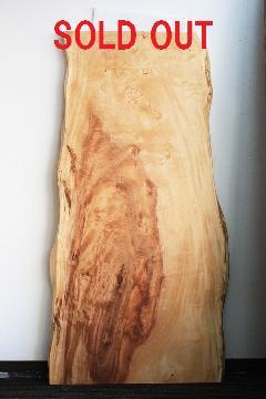 一枚板天板 (栃)T0131U
