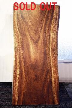 一枚板天板 (モンキーポッド)T0109