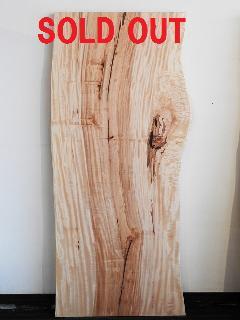 一枚板天板 (栃)T0173U