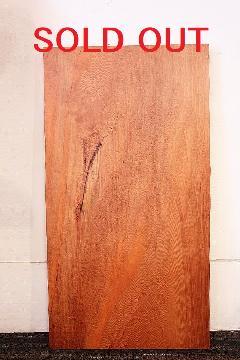 【売約済み】一枚板天板 (レッドウッド)T0075