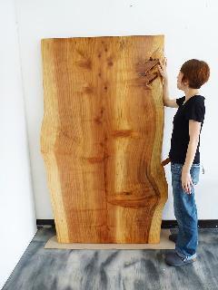 一枚板天板 (セコイヤ)T0004
