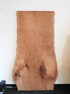 一枚板天板 (ナラ)T0334U