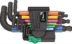 Wera 950/9 Hex-Plus Multicolour  133164