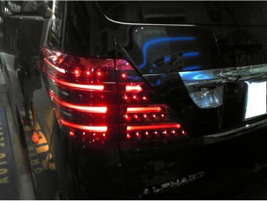 LEDテール施工例