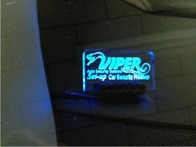 新型ヴェルファイアのVIPER取り付け例