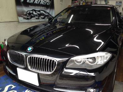 BMW523(F10)のVIPER取り付け例