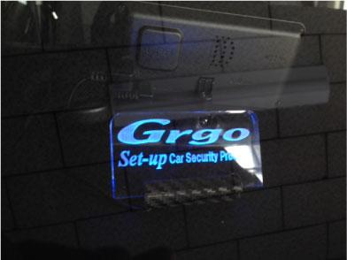 エスクァイアHYBRIDのGrgo取り付け例