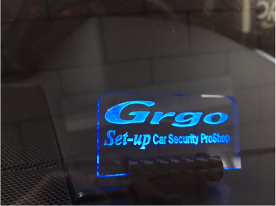 ランドクルーザープラドのGrgo-X�V施工例