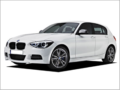 BMW1シリーズ(F20)