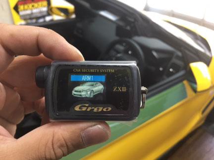 S660のGrgo取り付け例
