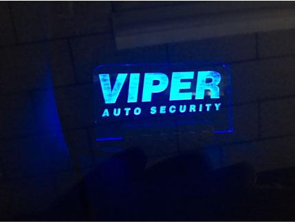 新型VOXYのリレーアタック対応VIPER取り付け例