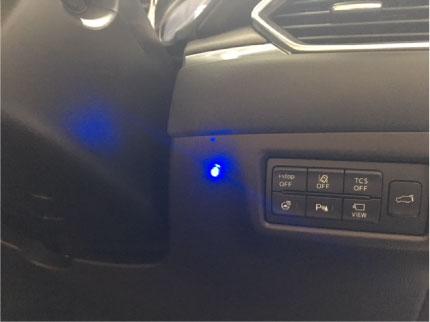 CX8のリレーアタック対応VIPER取り付け例