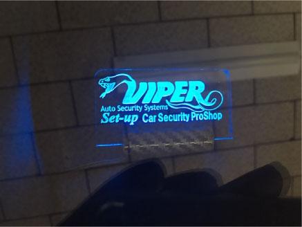 ノアHYBRIDのリレーアタック対応VIPER取り付け例