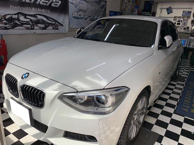 BMW116iのVIPER取り付け例