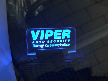 ヴェゼルHYBRIDのリレーアタック対応VIPER取り付け例