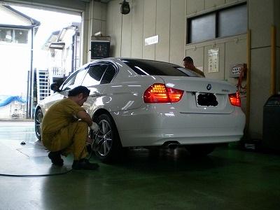 BMW 3シリーズ 12400km走行