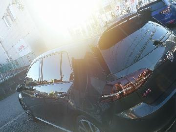 VWゴルフ�ZGTIクラブスポーツフィルム施工 SC−7015