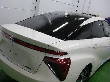 トヨタ ミライ 新車フィルム施工 シルフィード SC−7015