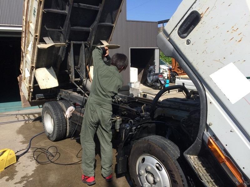 トラック 車検