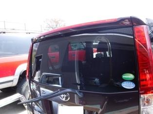 トヨタ ルーミー 板金塗装