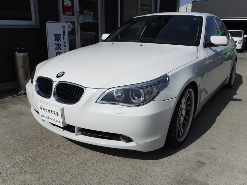 BMW 530i 中古車販売