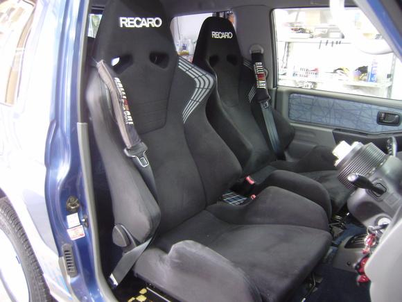 レカロ SR-6