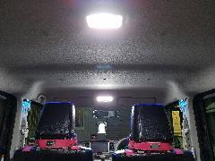 エブリィワゴン用(DA64W)COB面発光ルームランプ