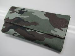 女性用 財布 グリーン