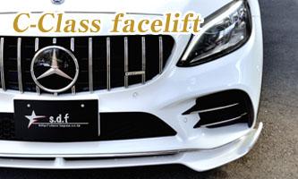 C-Class facelift