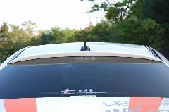 CLA C117用 s.d.f star design factory社製 Painted Roof spoiler