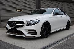 E-Class W213用 s.d.f star design factory社製 Diamond grille