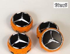 AMGホイールセンターキャップ orange art