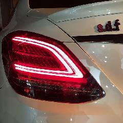s.p.o 後期Tail light set+Installation kit C-Class W205前期用