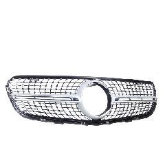 s.p.o X253 GLC Diamond grille Silver