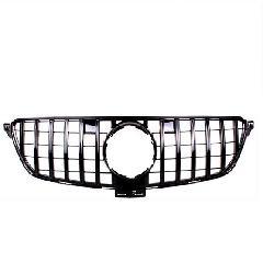 s.p.o W166 GLE  Panamericana grille Black 前期用