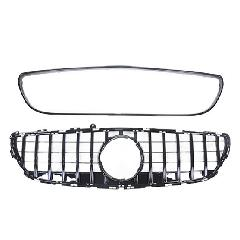 s.p.o W218 CLS  Panamericana grille Black 後期用