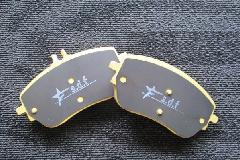 A-Class W177 s.d.f star design factory社製 Low dust brake pad (Front)