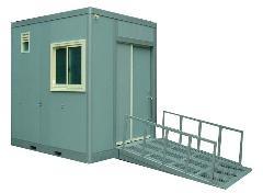 身障者トイレ2型