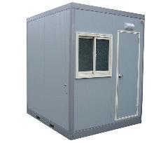 S0-4型水洗式 洋式 屋外トイレユニット
