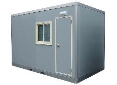 S1-4型水洗式 洋式 屋外トイレユニット