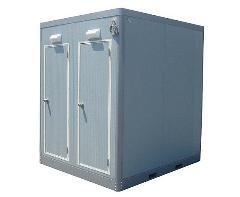S-0型シャワー室 屋外用