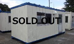 中古ユニットハウス 5200×2200