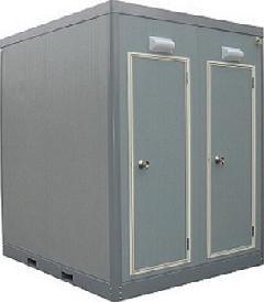 S0-9型水洗式 洋式 屋外トイレユニット